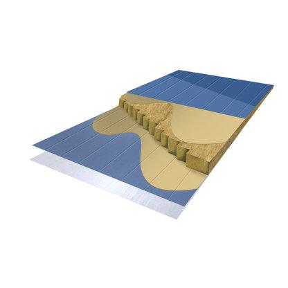 Стеновые сэндвич панели 50х1000 мм